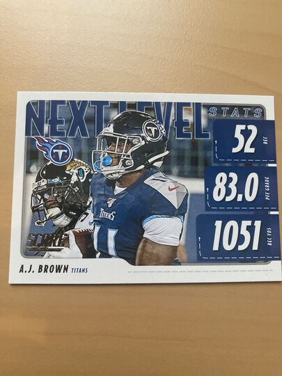 AJ Brown 2020 Panini Next Level Item Image